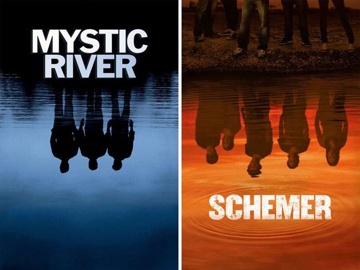 Mystic River (2003) vs. Dusk (2010)