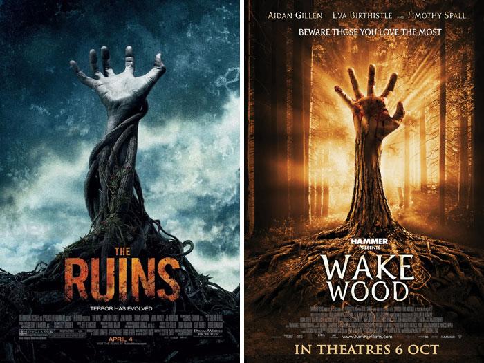 The Ruins (2007) vs. Wake Wood (2008)