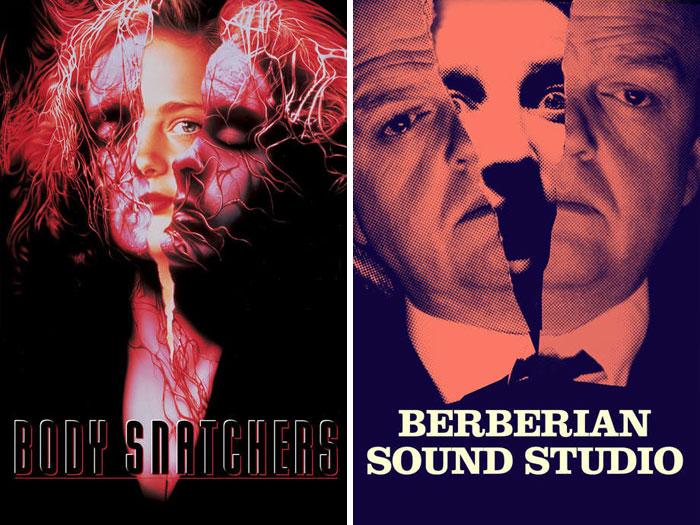 Body Snatchers (1993) vs. Berberian Sound Studio (2012)