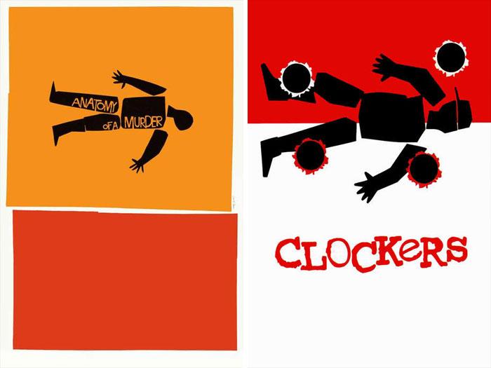 Anatomy Of A Murder (1959) vs. Clockers (1995)