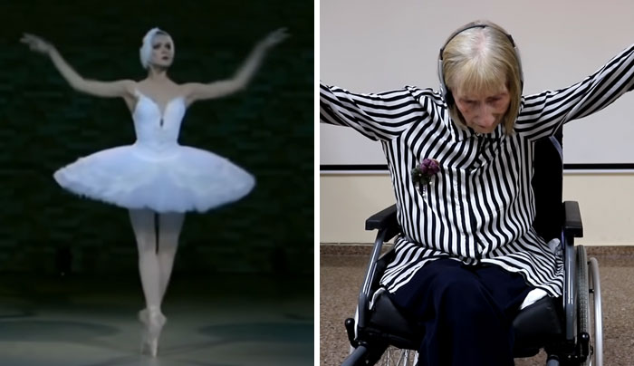 People Are Getting Teary Over This Footage of A Ballerina With Alzheimer's Remembering Her 'Swan Lake' Routine From 1967