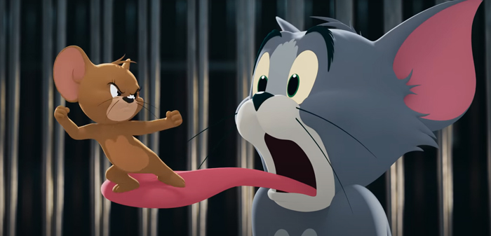 Tom & Jerry Drops A Film Trailer And Folks Are 'Not Positive About This'