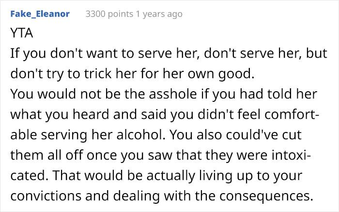 Restaurant Server Secretly Offers Pregnant Girl Non-Alcoholic Cocktails, Faces Backlash On-line