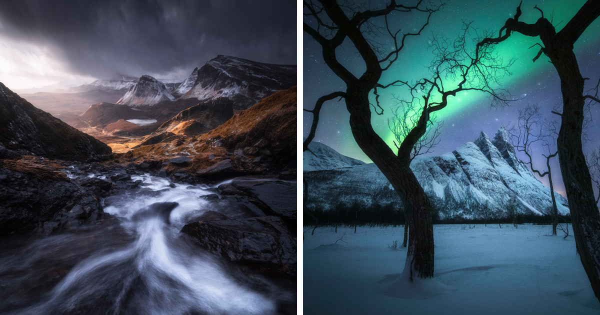 106 Winning Photos From This Year's International Landscape Photographer Of The Year Competition Have Finally Been Announced