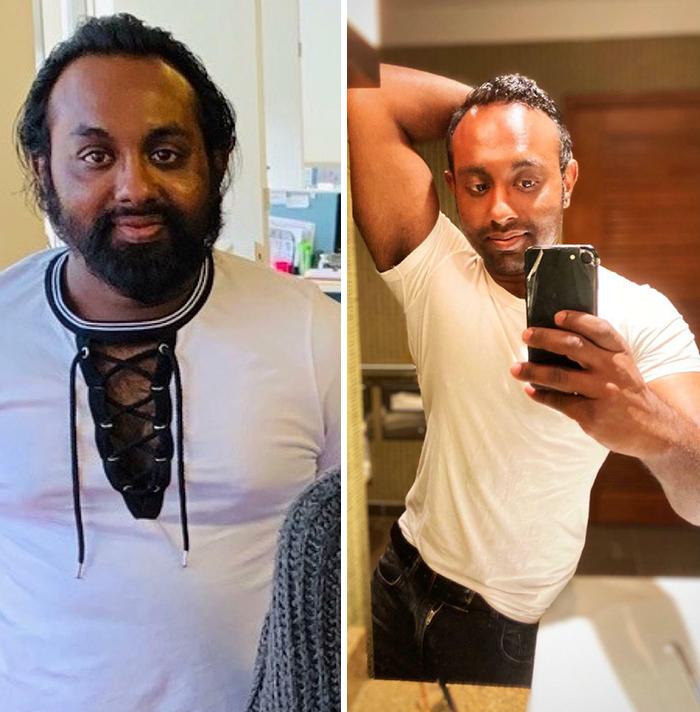 Mayo, 2019 Para Mí Fue Ayer. Perdí 29 Kilos Este Año Desde Febrero