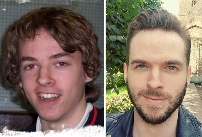 (15-31) Got Mildly Better At Grooming Over The Years