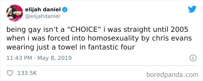 Being Gay Isn't A Choice