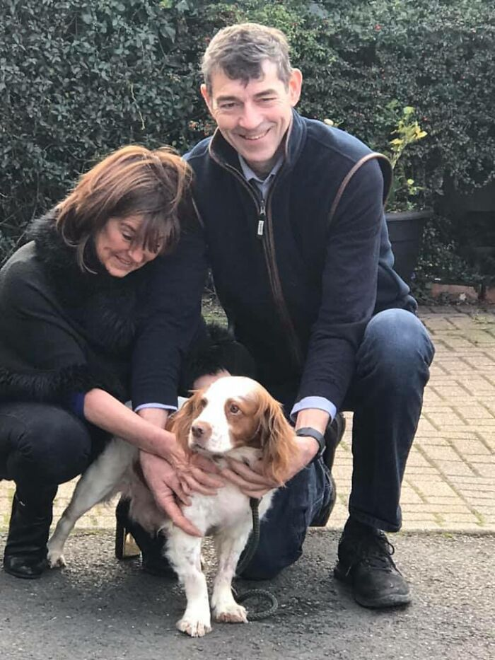 Well After 6 1/2 Years Missing, Bonnie Reunited With Her Beloved Family