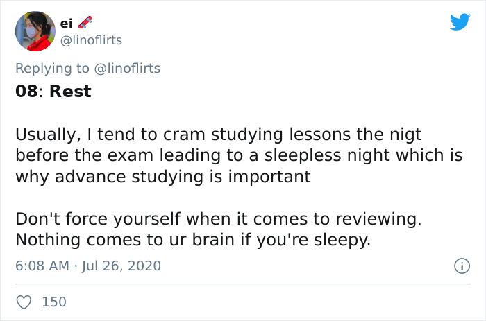 10 Useful Studying Tips Shared By A Person Who Used All Of Them Successfully