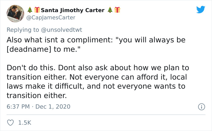 After Elliot Web page Comes Out As Trans, This Individual Posts The Guidelines Of Very Fundamental Etiquette To Comply with