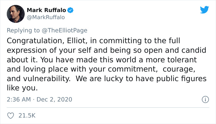 14 Celebs Are Exhibiting Their Assist For Elliot Web page Coming Out As Trans