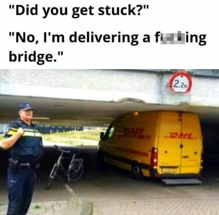 Delivering A Bridge