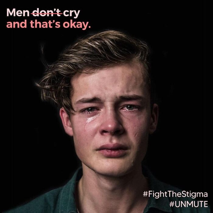 Viral Social Media Campaign Urges People To Fight Toxic Masculinity With 7 Powerful Posters 5