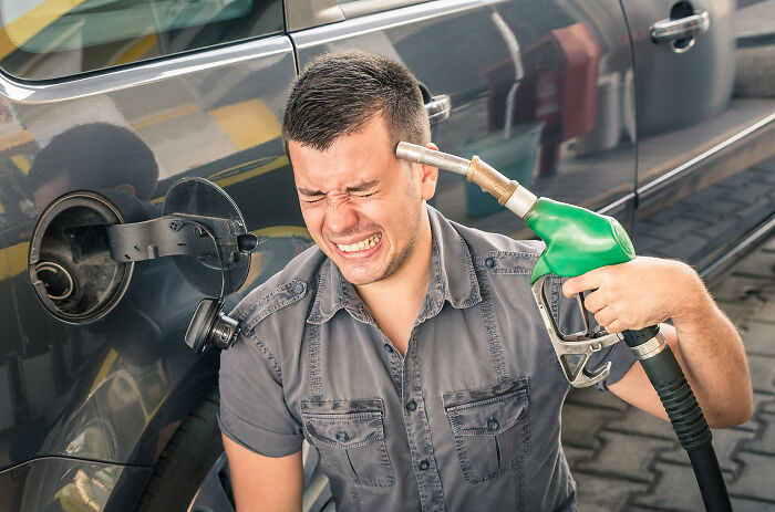 Dads When Gas Prices Go Up 1 Cent