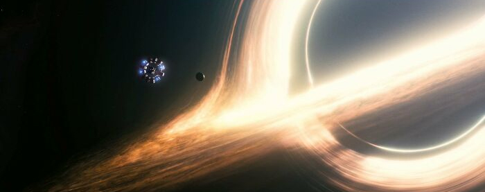 In Interstellar (2014) The Black Hole Was So Scientifically Accurate It Took Approx 100 Hours To Render Each Frame In The Physics And Vfx Engine. Meaning Every Second You See Took Approx 100 Days To Render The Final Copy