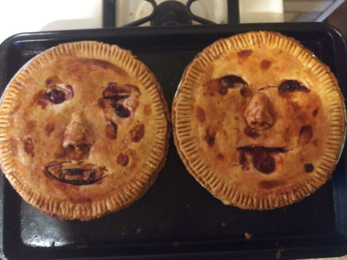 My Pie Faces Attempt