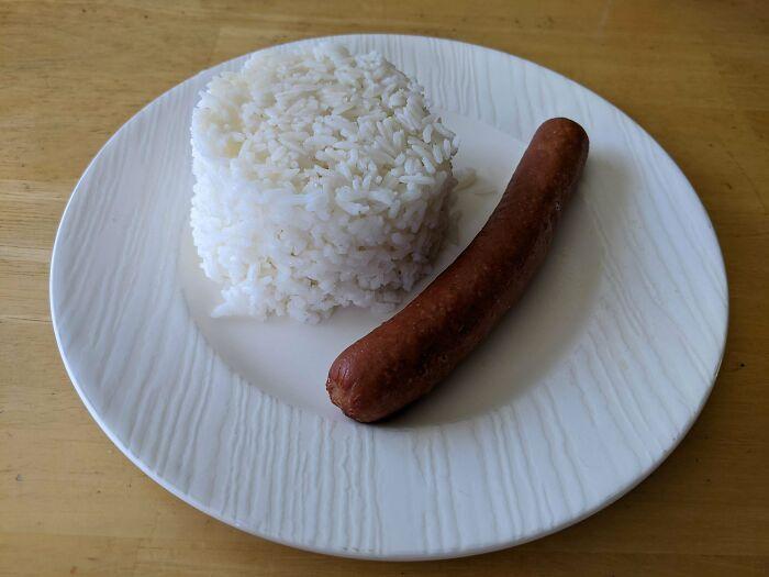 A este plato lo llamo depresión
