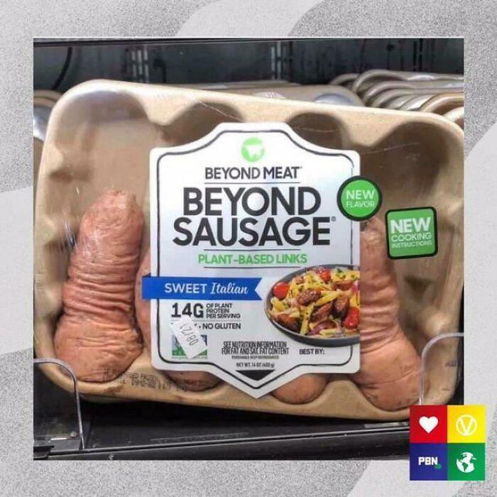 ¿De verdad creen que esto es lo que quieren comer los veganos?