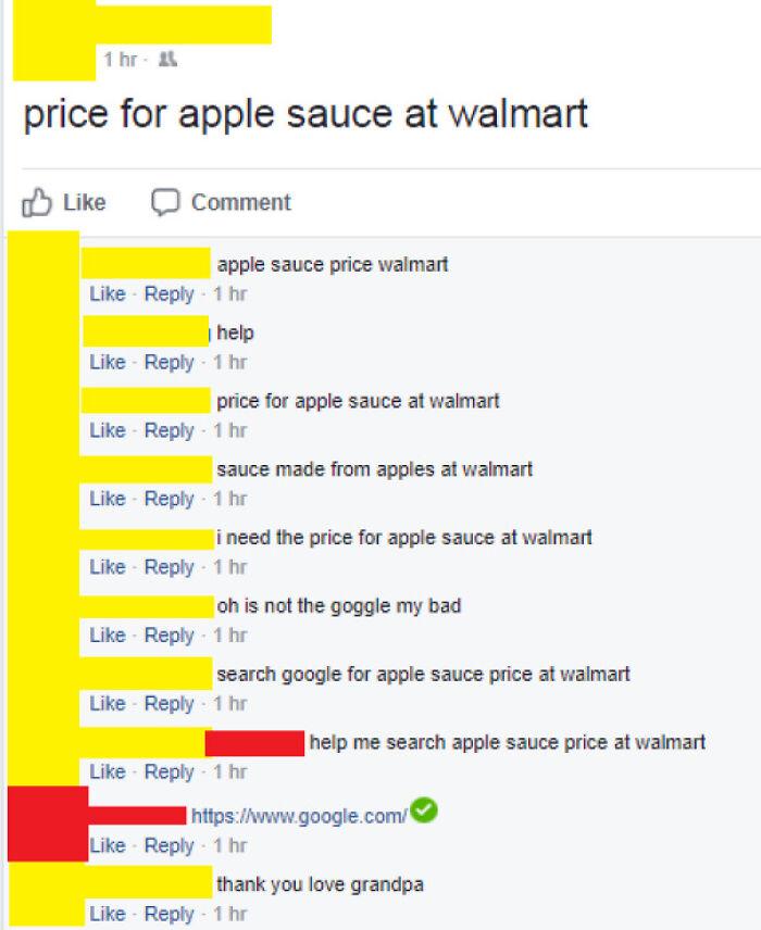 Apple Sauce Price At Walmart
