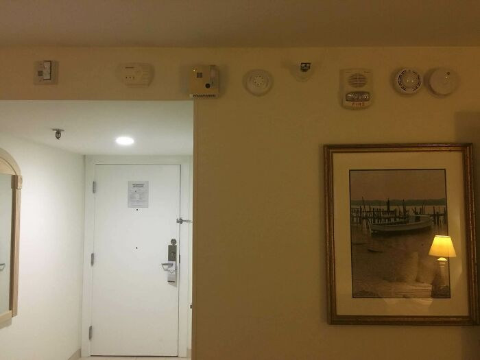 Corporate Said We Should Put In A New Fire Alarm, Not Remove Old Ones