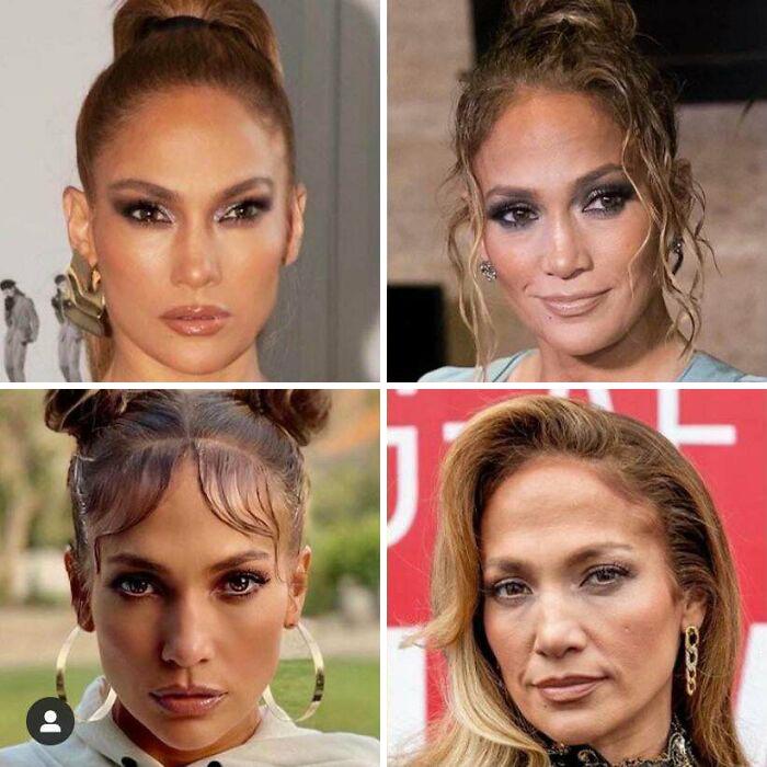 Es una bella mujer de 51 años y no necesita arreglarse la cara