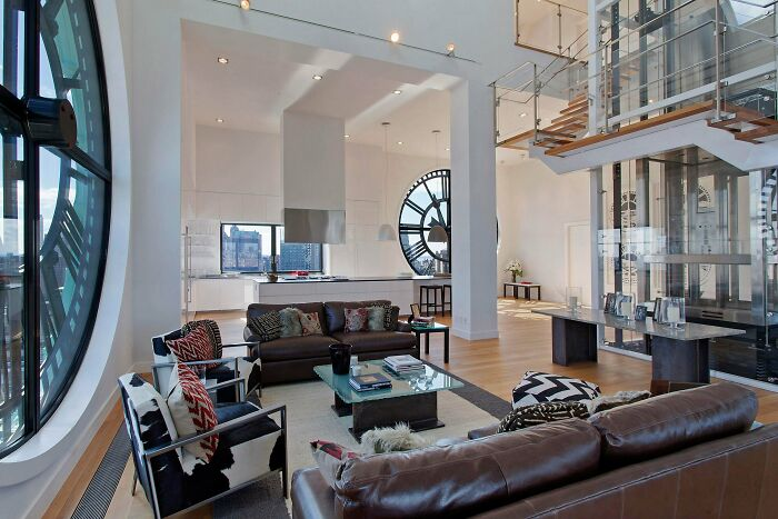 Clocktower Penthouse In Brooklyn