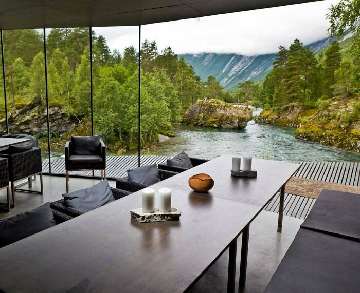 Hotel In Norway Where The Movie Ex Machina Was Shot