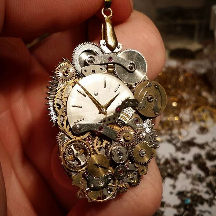 Steampunk Jewellery Hobby