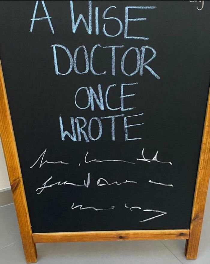 Doctors Be Like