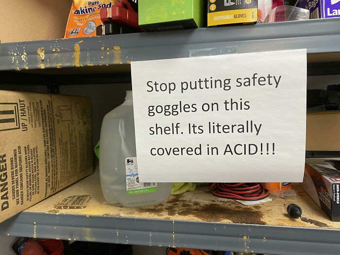 Acid You Say?