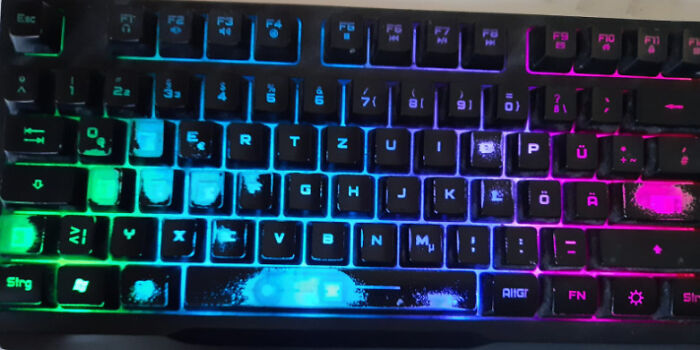 Time To Get A New Keyboard