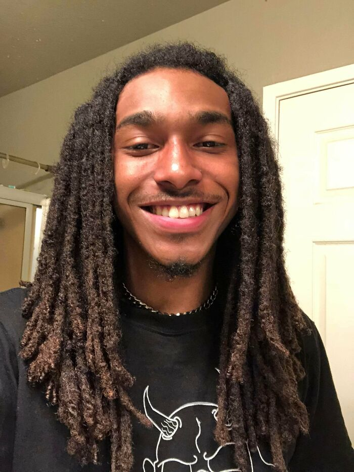 Haven't Seen Any Dreads On Here Do You Guys Approve?