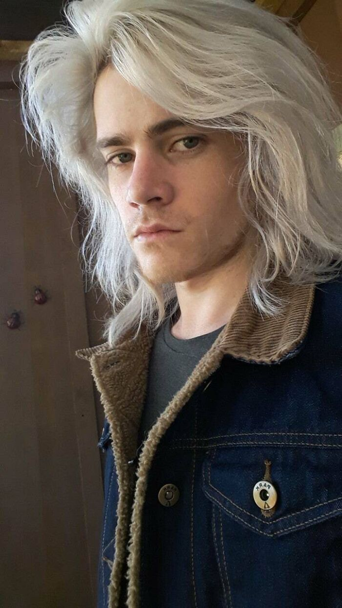 Why Did I Have To Cut Off My Hair Before The Witcher Got Popular?