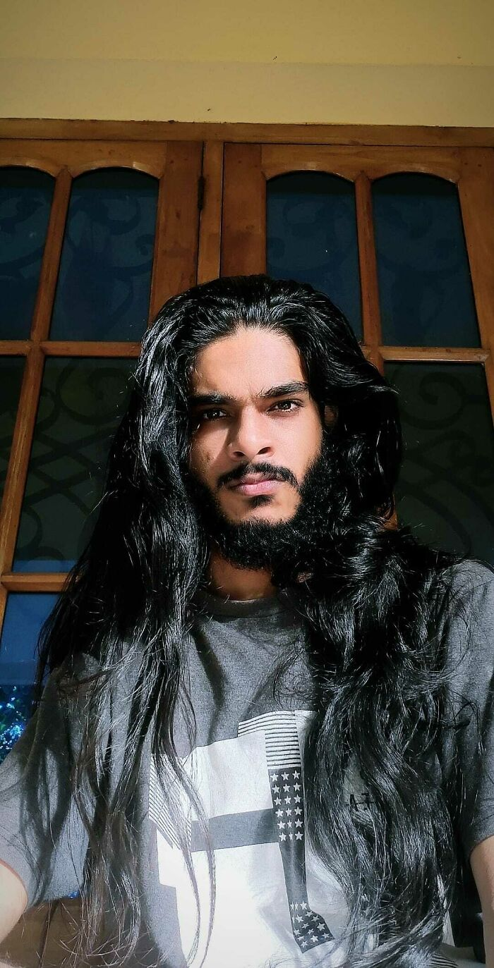 3 Years Of Hair Growth