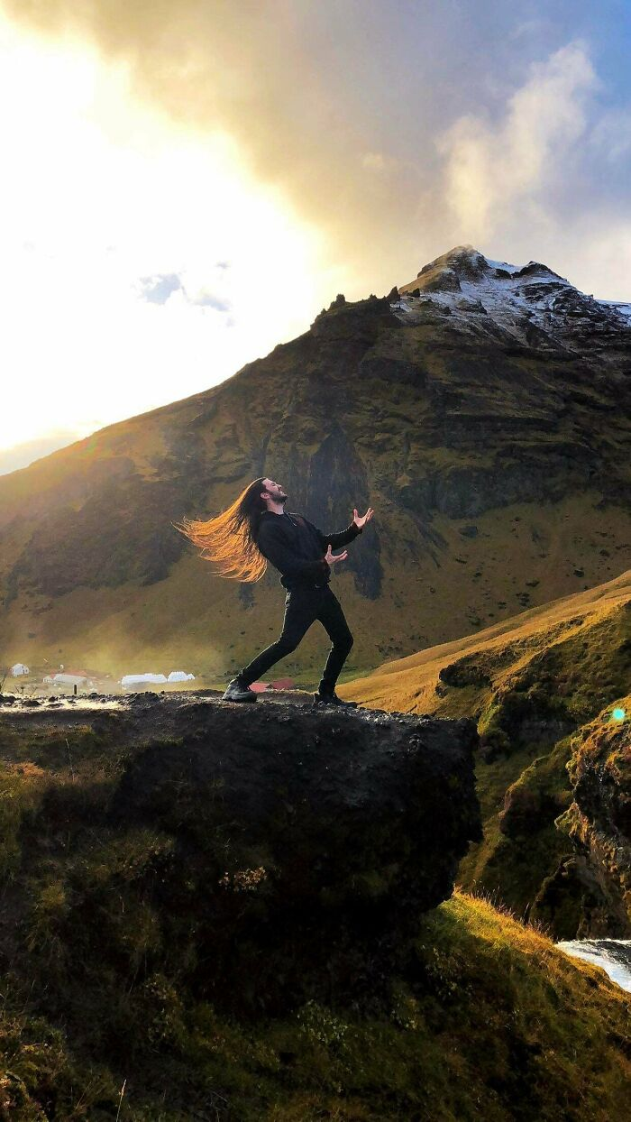 Screaming To The Icelandic Mountain Gods This Time!