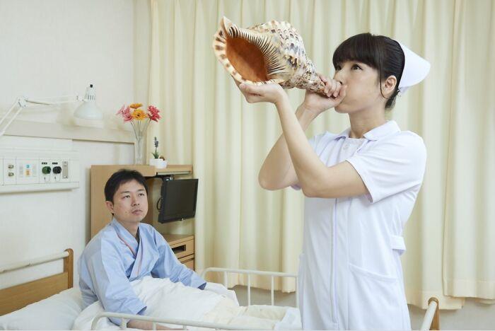 Please Nurse, Do Your Job