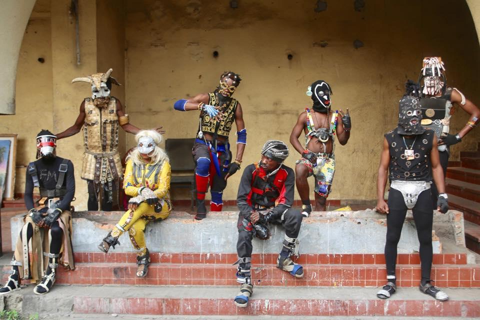 Fulu Miziki: Eco-Friendly Afro Futuristic Punk From Kinshasa
