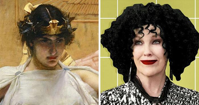 Cleopatra (Waterhouse, 1888)