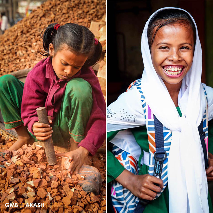 Photojournalist-Helps-Working-Children-Get-Education-Bangladesh-Gmb-Akash
