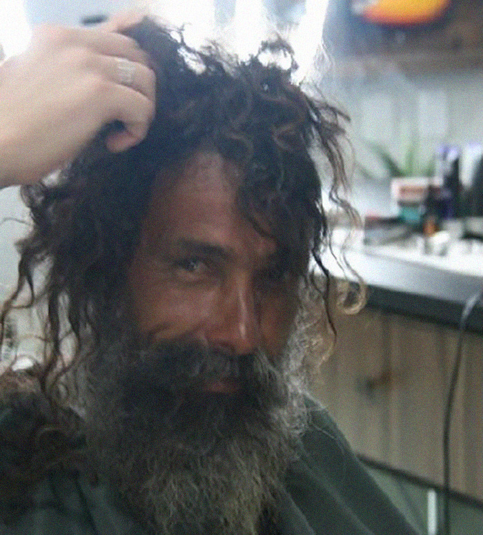 This Homeless Man Is Found By His Family Who Thought He Had Been Dead For 10 Years After His Transformation Photos Go Viral