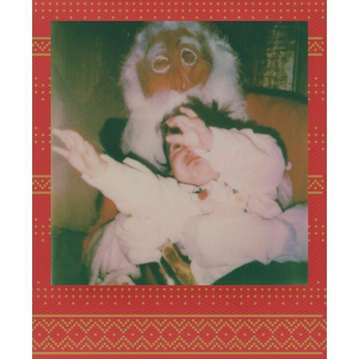 Las navidades dan miedo