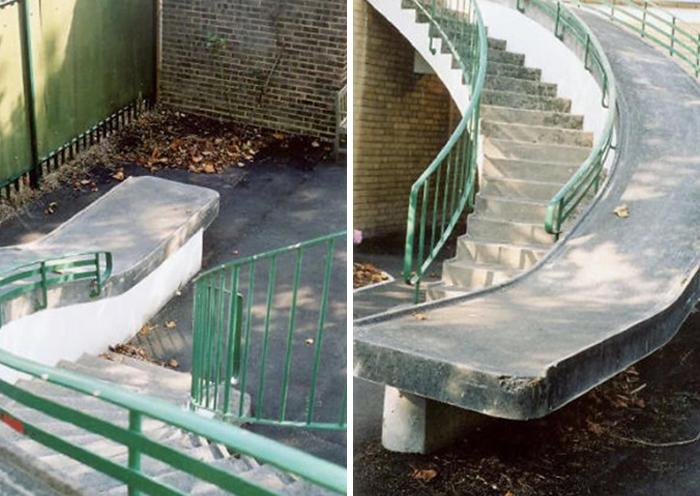 Extreme Wheelchairing!