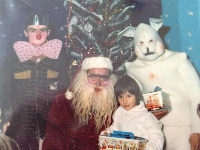 La Navidad en Yugoslavia daba miedo