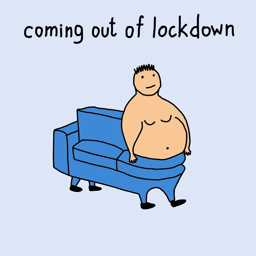Coming Out Of Lockdown