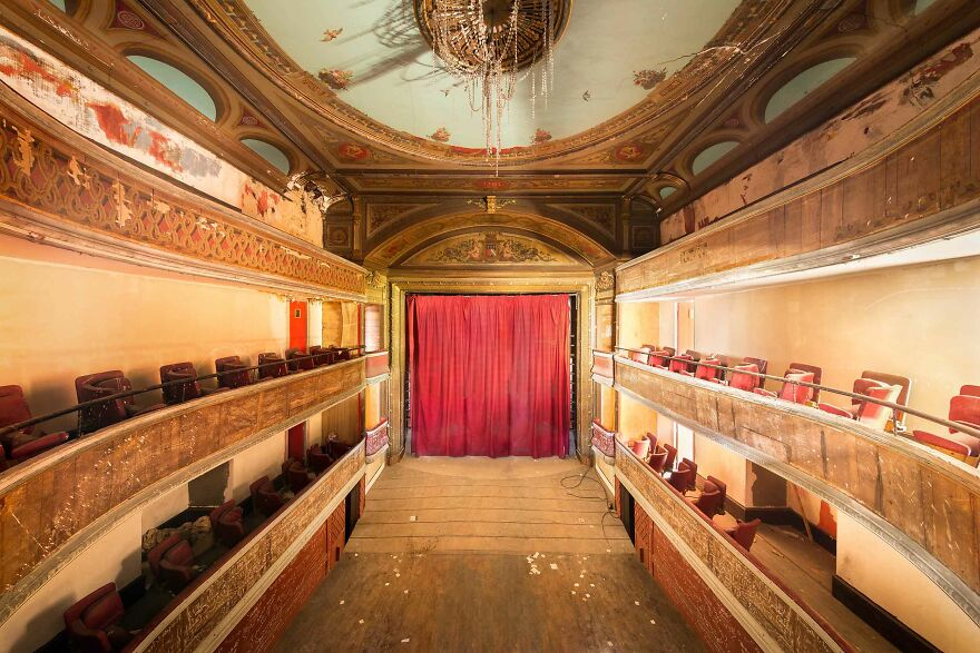 Theater, France