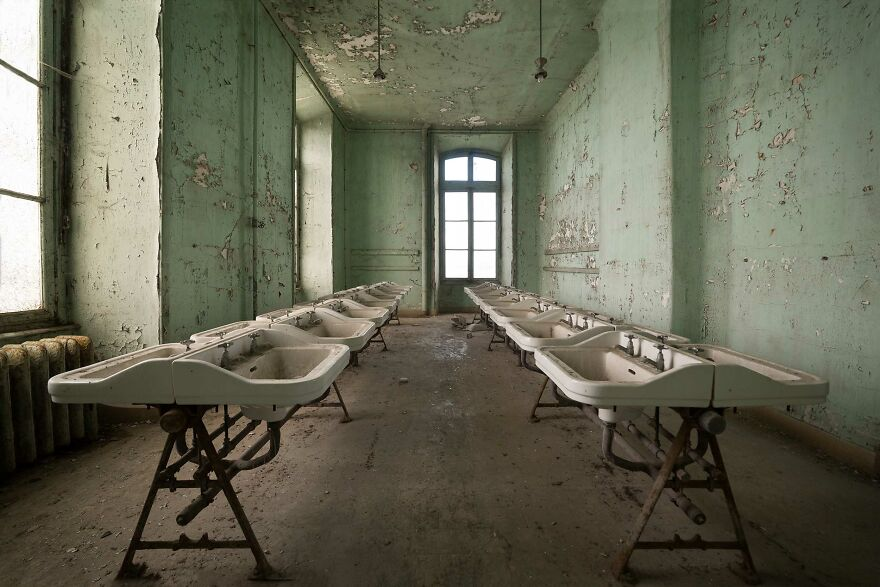 Orphanage, France
