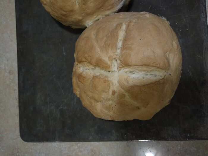 Baking Helped Me A Lot With Depression. So Here's Irish Soda Bread