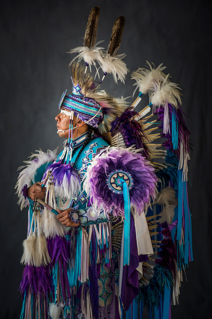 Randale, Pow Wow Dancer, Comanche/Kiowa
