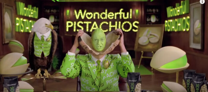 I Don't Think I'll Ever Eat Pistachios Again