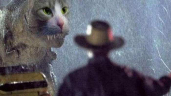Cat-A-Saur